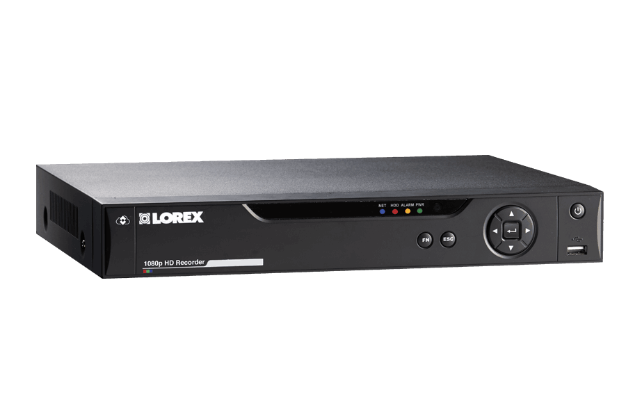True High Definition 1080p Security Digital Video Recorder