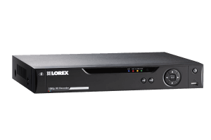 8 Channel HD MPX DVR with 1TB HDD, 4 1080p Cameras with 130FT Night Vision