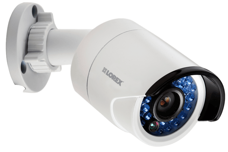 Full HD 1080p outdoor IP security camera