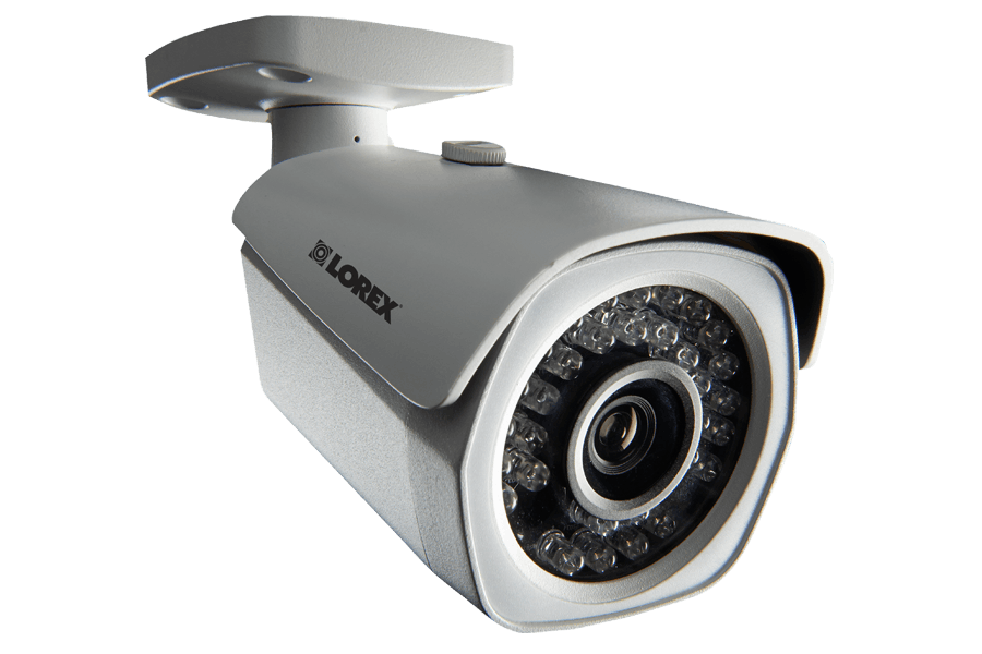 Weatherproof High Definition Night Vision IP Security Camera Series