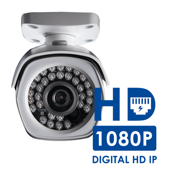1080p HD network home security monitoring