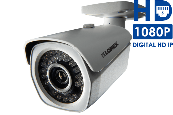 HD IP Camera with Night Vision | Lorex