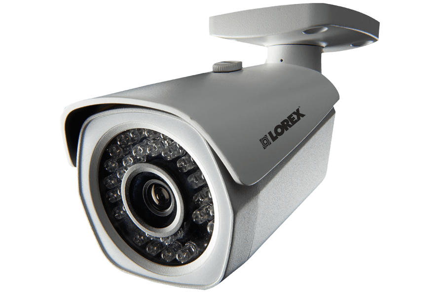 HD IP camera with night vision