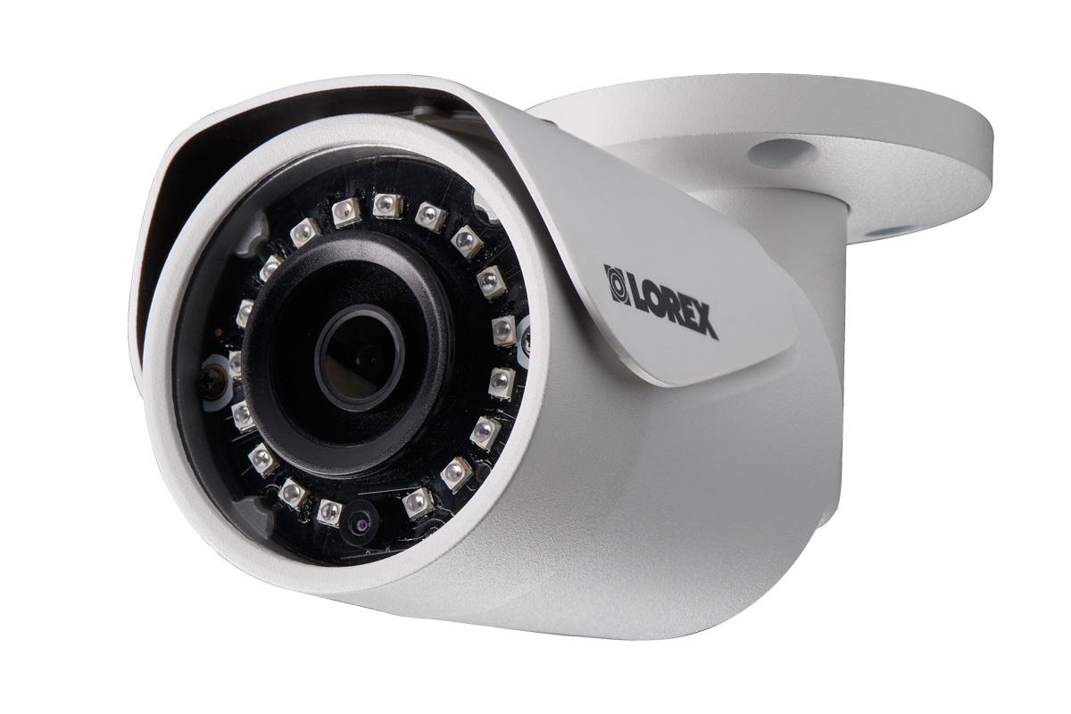 3 megapixel HD security camera with long range night vision