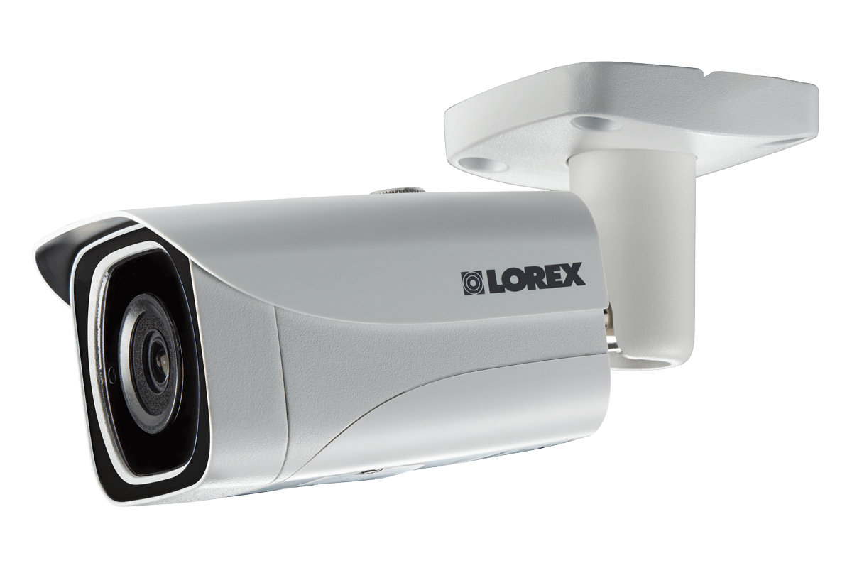 4K IP Security Camera System with 8 Channel NVR and 8
