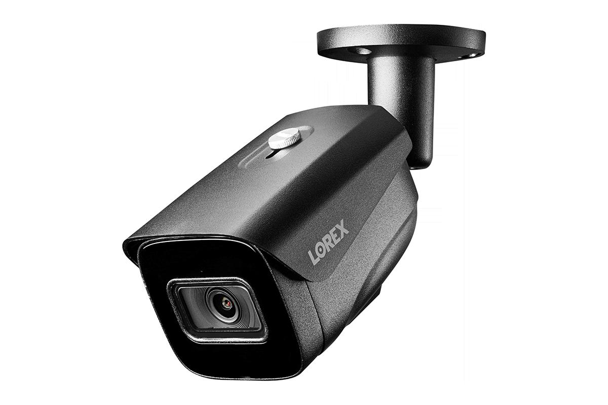 4K Ultra HD 8MP IP Nocturnal Camera Lorex LNB9242B-W