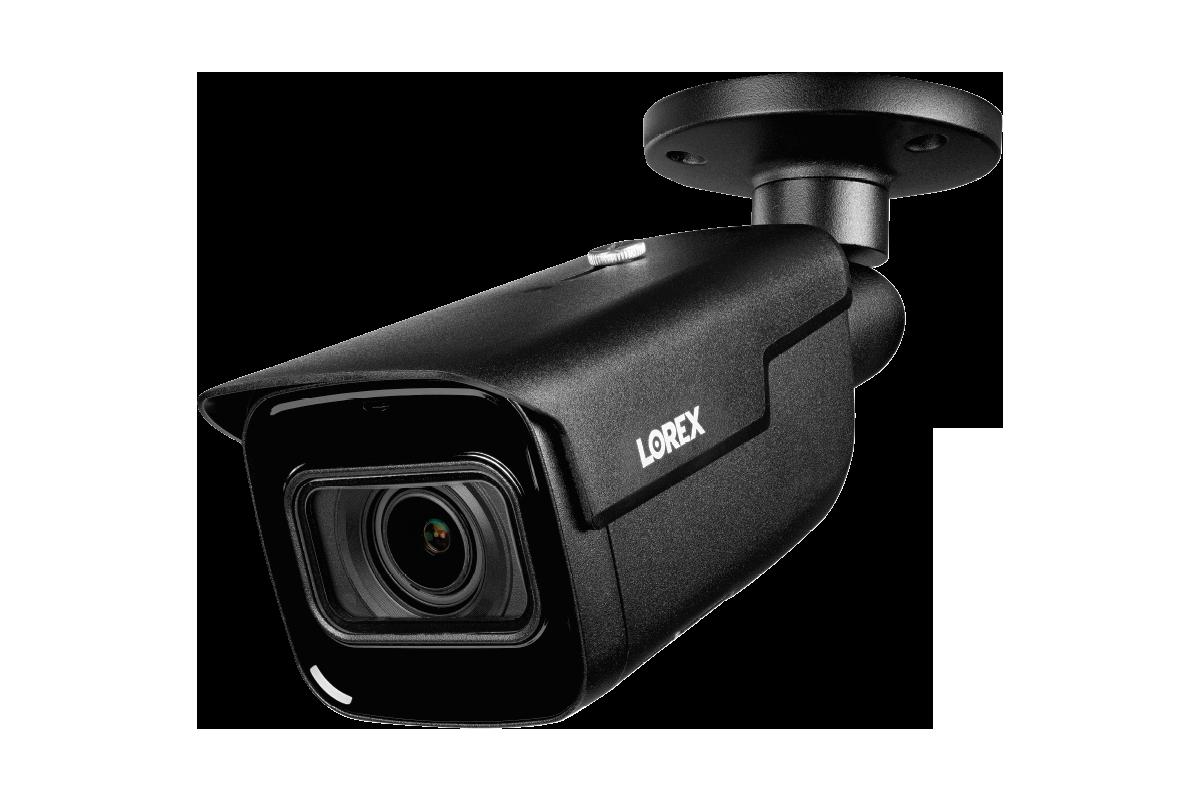 4K Motorized Varifocal Smart IP Camera - LNB9282B Series