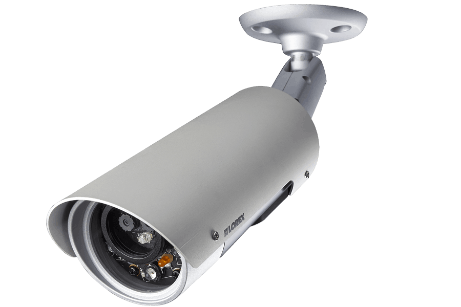 Wireless HD Outdoor WiFi Camera with remote viewing