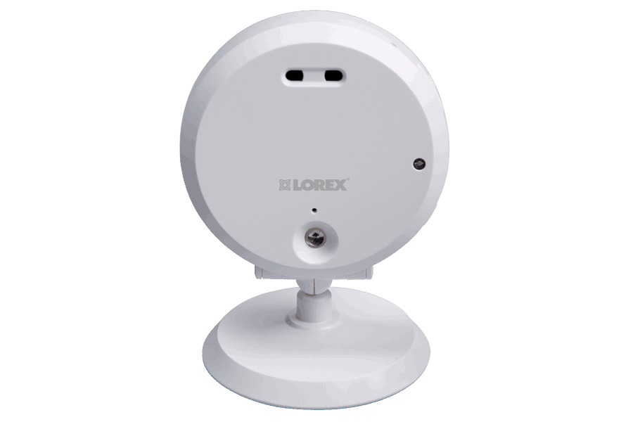 Wireless HD Network Motion Sensor Camera with 720p Resolution, and Remote Viewing