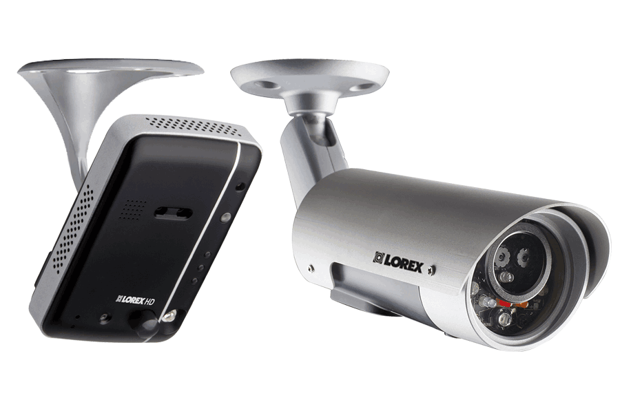 Indoor and Outdoor IP cameras for home