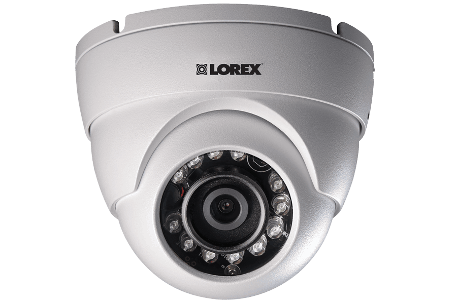 4mp high definition ip camera with color night vision lorex