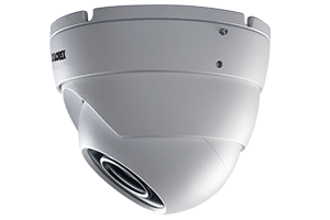 3MP High Definition Dome Security Camera with Long-Range Night Vision