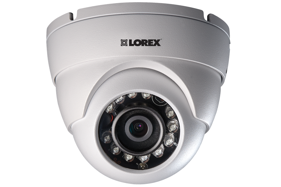 4MP High Definition IP Camera with Color Night Vision Dome