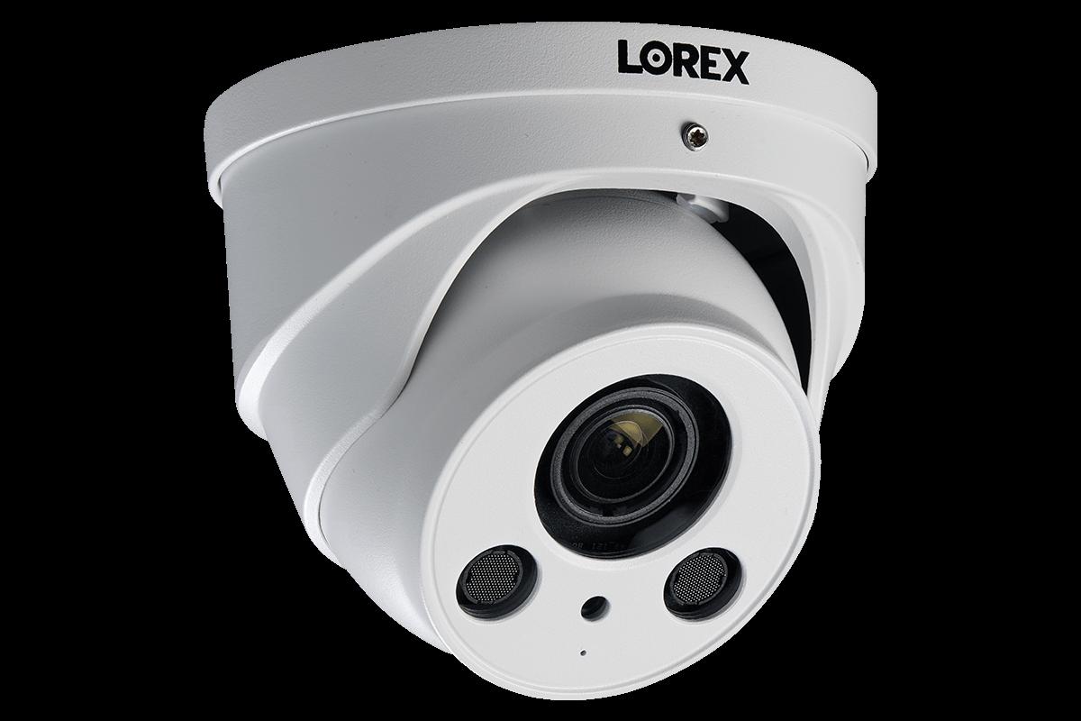 4K Motorized Zoom Lens Dome Camera - LNE8964AB Series