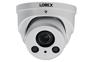 LNE8964AB 4K security camera weather ratings