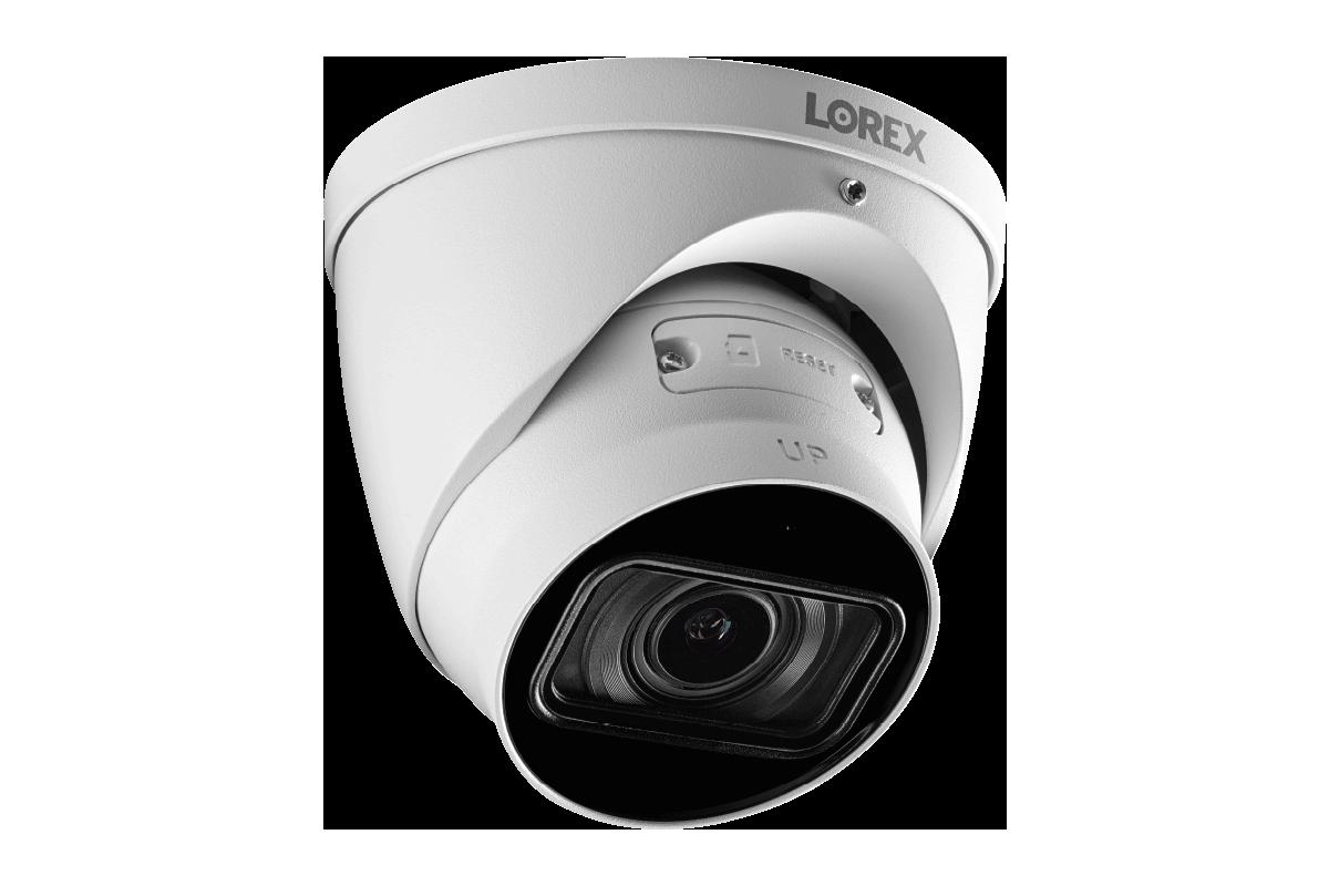 4K Motorized Varifocal Smart IP Camera - LNE9292B Series