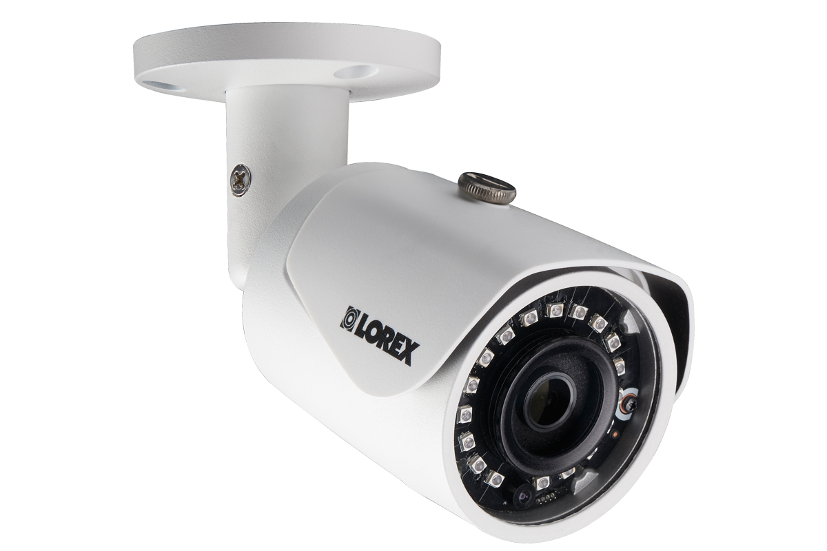 LNR110 Series HD NVR with 3MP HD Security Cameras & FLIR Cloud Connectivity