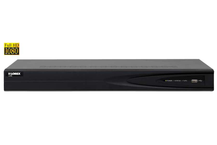 Full HD network video surveillance recorder