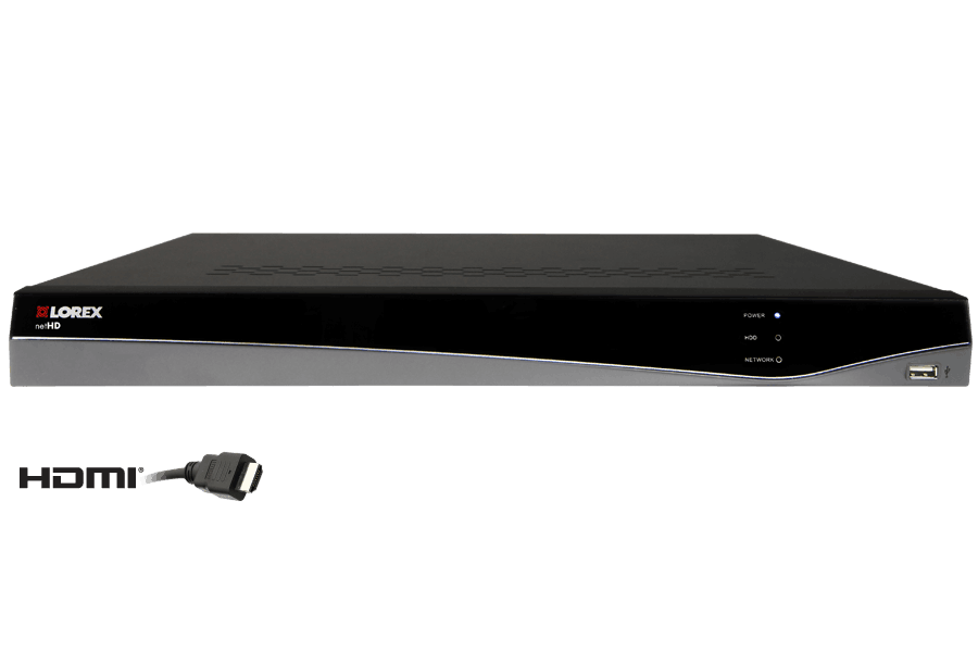 LNR300 Series Security NVR with Real-Time 1080p Recording | Lorex