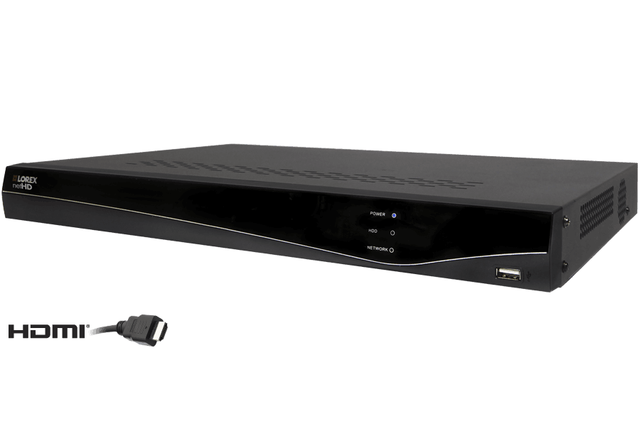 LNR300 Series Security NVR with Real-Time 1080p Recording