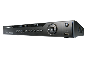 4K NVR with 8 Channels and FLIR Secure Remote Connectivity