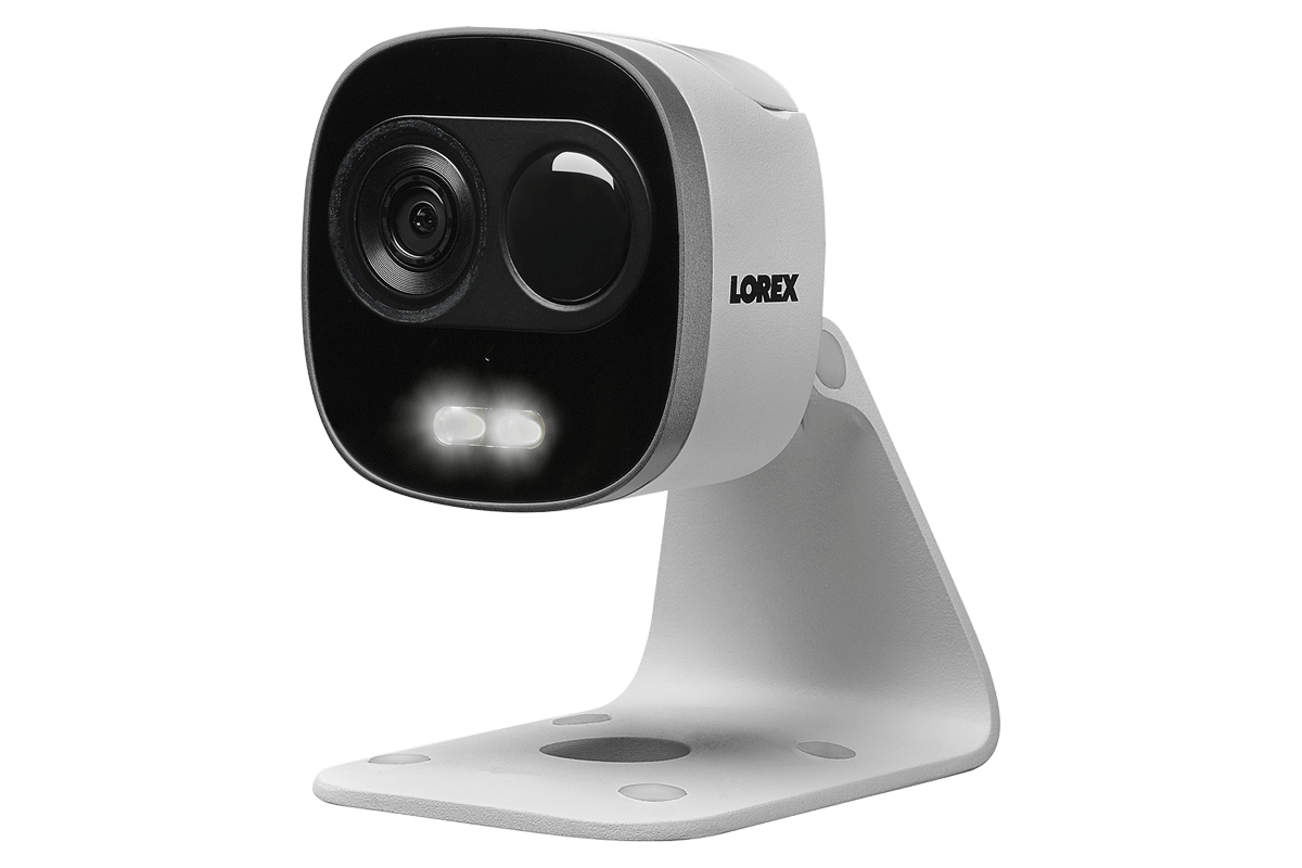 Active Deterrence Wi-Fi Camera - LNW16XF Series