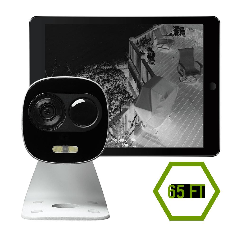night vision wifi cam