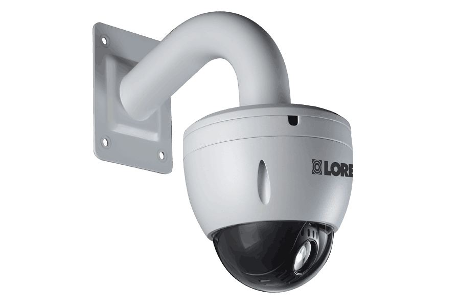 1080p HD PTZ IP Camera with 12× Optical Zoom