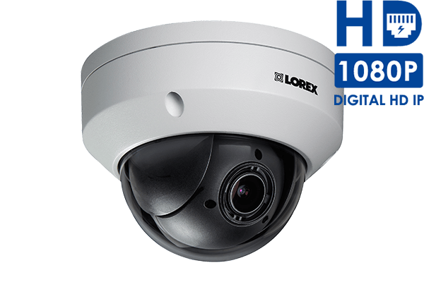 Security NVR System with 2K Resolution IP Cameras featuring Color ...