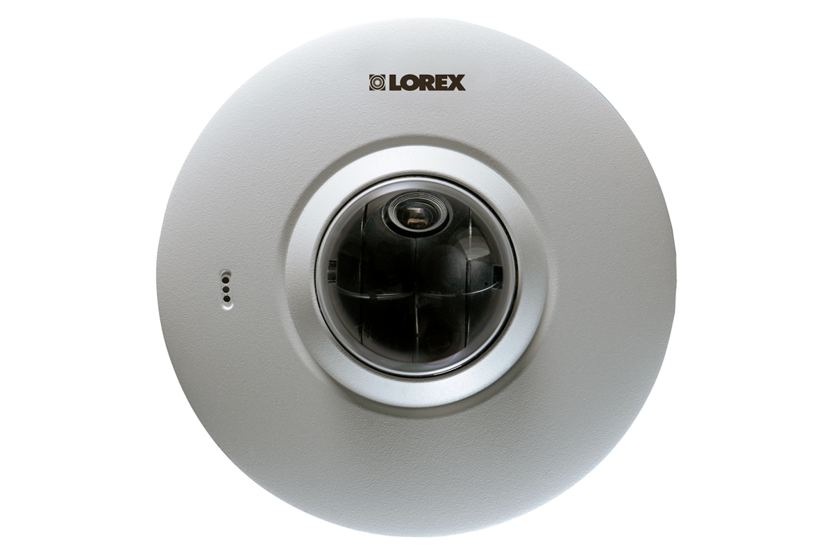 Full 1080p HD resolution security camera