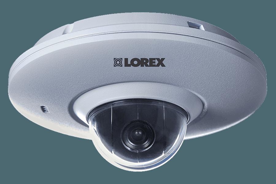 Outdoor audio HD Pan-Tilt IP Dome Security Camera