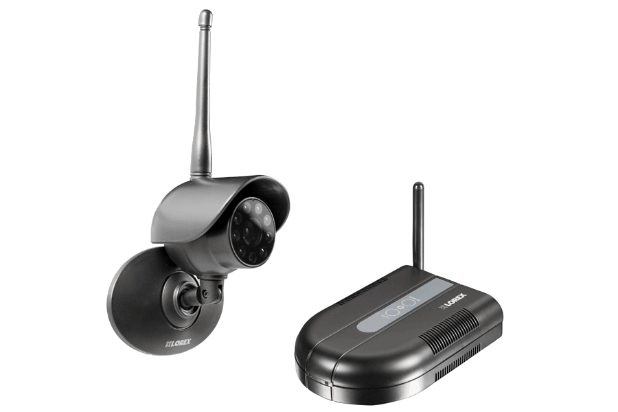 Wireless camera for home with night vision