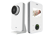 Lorex LIVE view video baby monitor