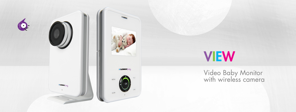 Live View Series video baby monitors