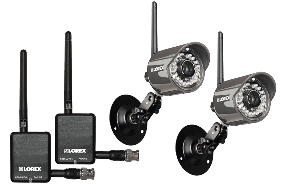 Wireless security cameras | Lorex