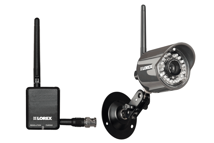 Night vision wireless cameras