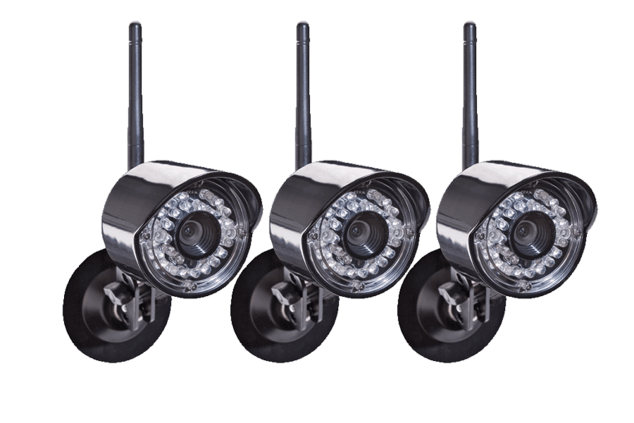 Outdoor wireless security camera reviews