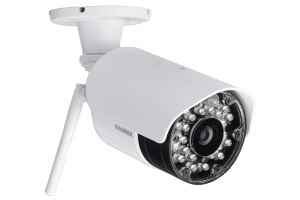 Wireless security cameras (4-pack)