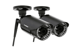 Outdoor wireless camera (2-pack)