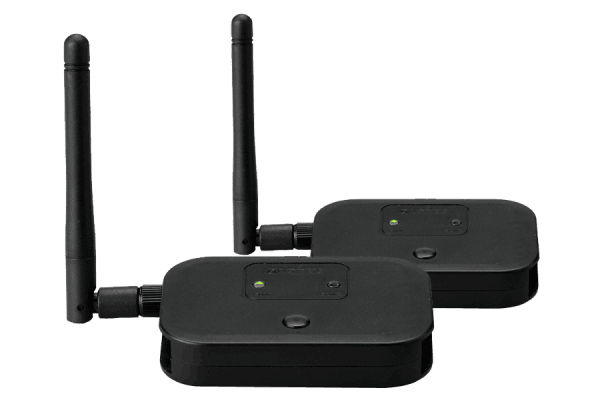 Digital Wireless Converter for Wired Security Camera