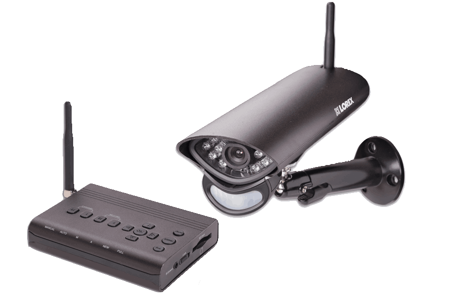 Motion Surveillance Camera