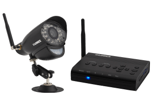 Live SD Wireless home security camera system