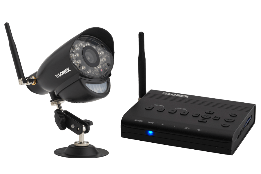 Live SD Wireless home security camera system | Lorex
