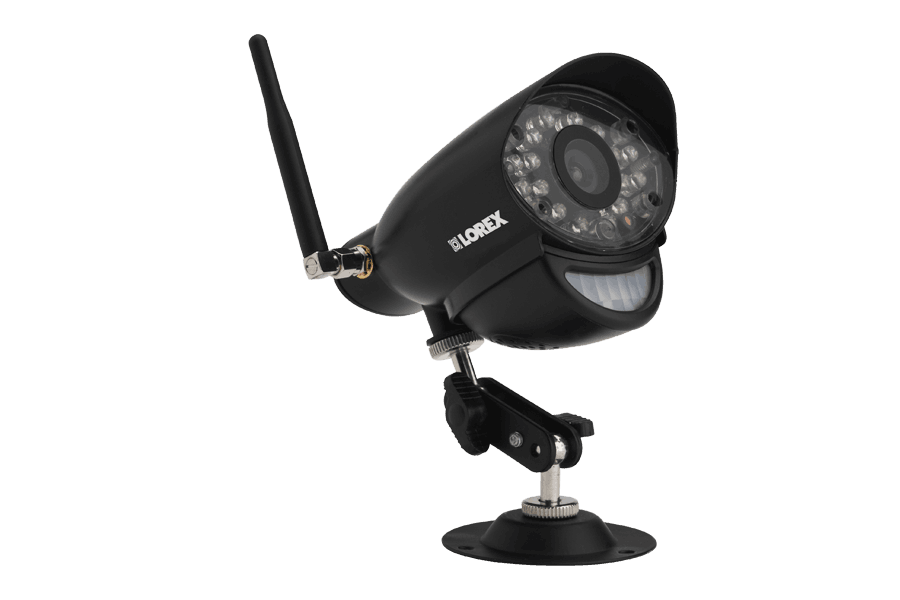 Home wireless camera with recording Lorex Live SD series