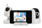 Baby video cameras with monitor, PTZ camera