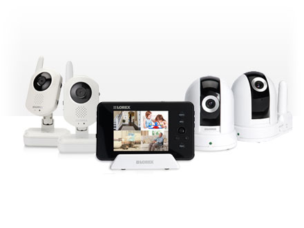 additional baby monitor cameras