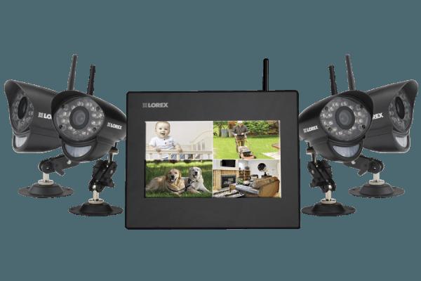 Lorex SD 7 Series