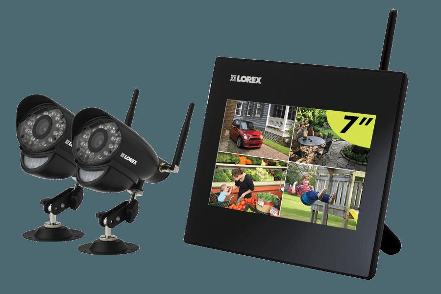 Wireless home security camera system | Lorex by FLIR