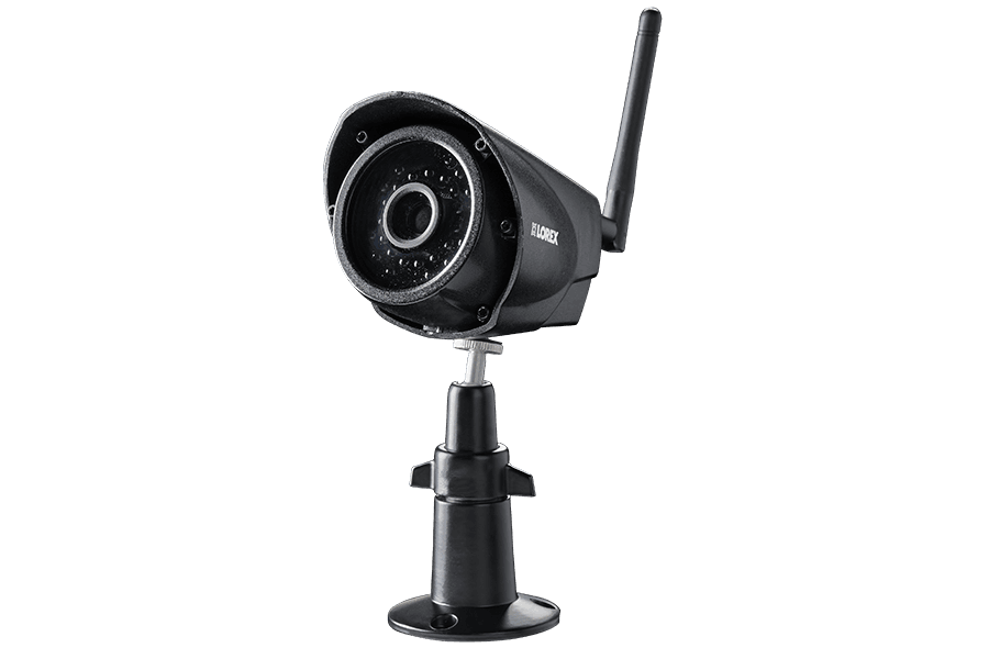 Wireless Video Surveillance System with 7 inch Monitor and 2 or 4 Weather-Resistant Cameras