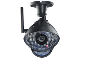 SD Pro Wireless Video Surveillance System with a 7